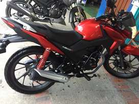 Moto como nueva cb123f 2020