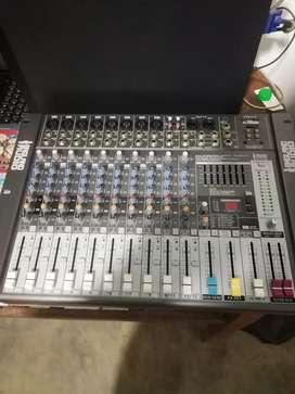 Consola England Audio 12 canales