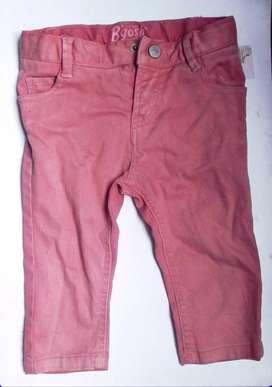 Pantalón Jean para Niñas