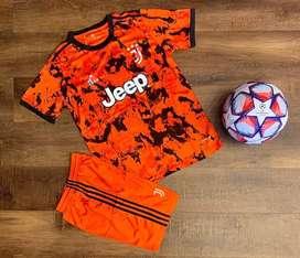 Tercera Equipación Juventus 20/21