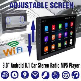Radio para carro Android 9 y 10 pulgadas