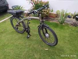 Oportunidad bicicleta electrica