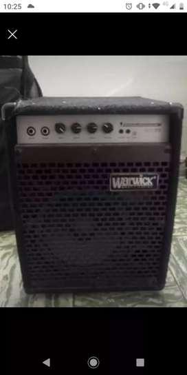 Amplificador de bajo Warwick bc20