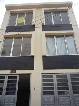 (2)Casas en llanos de Soacha 3 x 12 mts