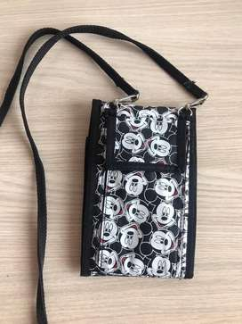 Billetera - Cartera Pequeña Mickey Mouse