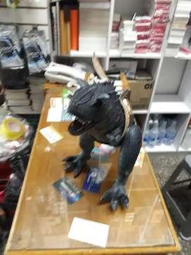 Dinosaurios en caucho masiso