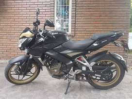 Moto Pulsar Ns 200 Mod 2015 Único Dueño