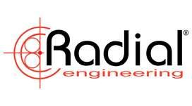 Caja Radial X-AMP STUDIO REAMPER Activa De Dos Salidas