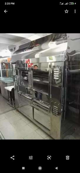 hornos de pollos para asadero