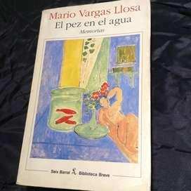 El Pez en el Agua de Mario Vargas Llosa