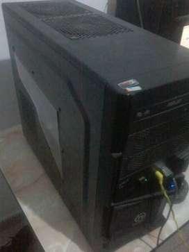 vendo  cpu  amd fxtm 6300- ram ddr3 8gb disco rigido  1 tb , placa de video radeon  2 gb