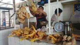 Pollo al por mayor 115
