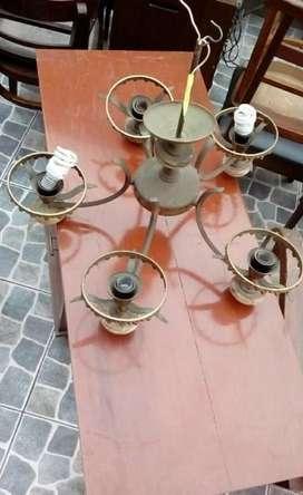 Hp Antigua Lámpara Araña