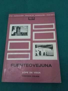 Fuenteovejuna . Lope de Vega . Ediciones Colihue . Literatura española