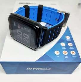 Reloj Inteligente A6 Azul