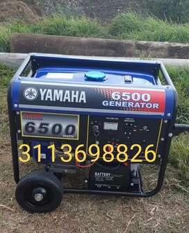 Planta eléctrica de 6500w