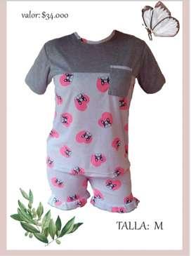 Hermosas pijamas Roci