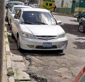 Vendo honda civic 2004