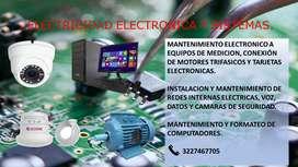 ELECTRICIDAD, ELECTRONICA Y SISTEMAS.