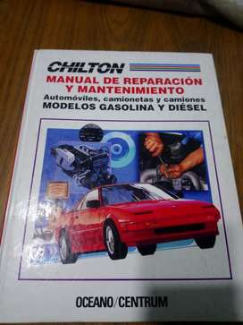 Manual de Reparación Automovil Chilton