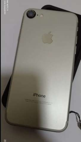 Vendo iPhone 7 32g en perfecto estado.