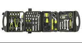 Kit de herramientas nuevas