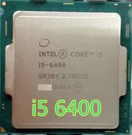 Core i5 6400 6th gen