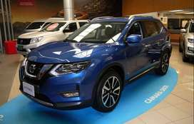 NISSAN X-TRAIL EXCLUSIVE CVT 4X4