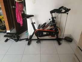 Bicicleta estática Evolution