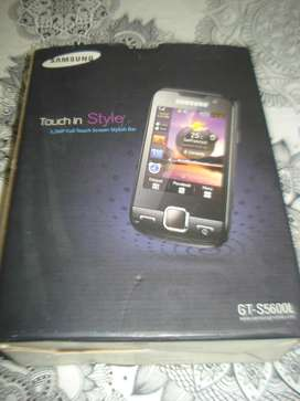 Celular Samsung Gts5600l En Caja Excelente No Envio