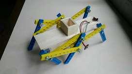 Maqueta Proyecto Robot Hormiga