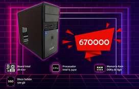 Computador con procesador i5