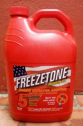 Liquido refrigerante Freezetone Rojo