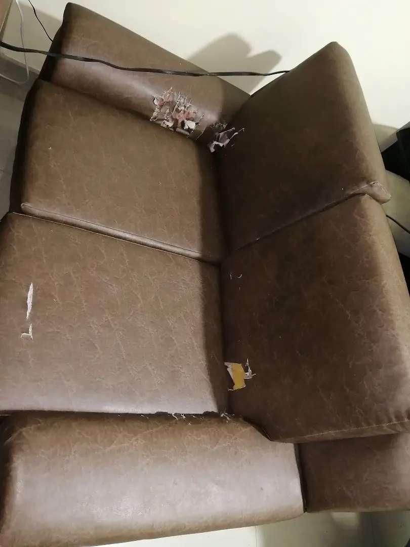 Muebles 3 2 1. 3 cuerpos sofas 0