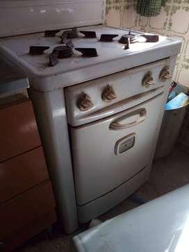 Cocina Longvie vintage excelente estado