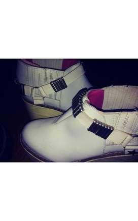 zapatos altos 38