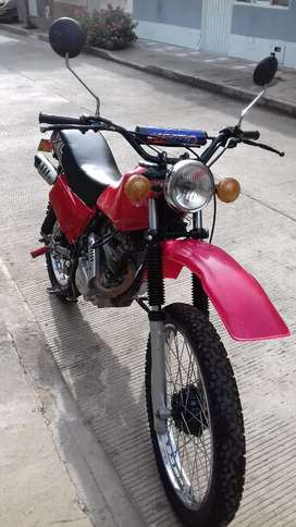 Xl 125 excelente