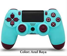 Mando Inalámbrico Bluetooth para PS4/PC/iPhone/iPad/ Color Azul Baya