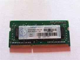 Memoria 4GB Sodimm ddr3