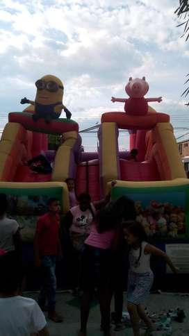 Inflable Palmira