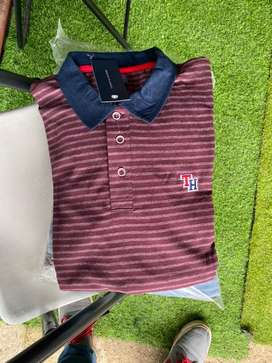 Camisas tipo polo marca Tommy Gilfiger