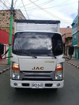 JAC JHR furgonado