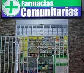 EMPLEO EN FARMACIA COMUNITARIA