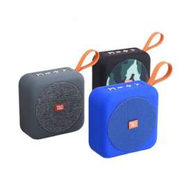 Parlante Bluetooth recargable Portable