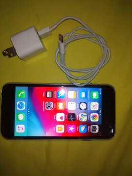 Vendo o cambio iphone 6 de 32gb sin huella