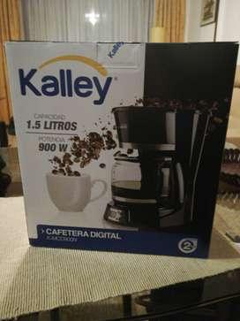 Cafetera digital