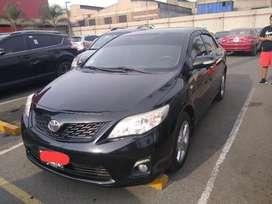 Vendo auto Toyota Corolla Gli 2011