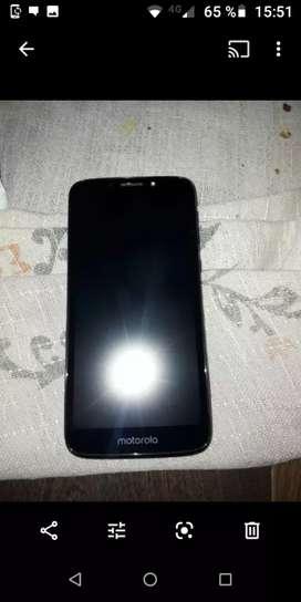 Vendo o permuto Motorola e5 plus impecable