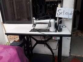 Se vende máquina plana INDUSTRIAL marca Paff