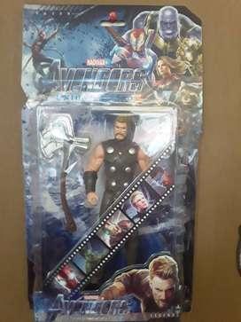 Muñeco Articulados Avengers End Game Thor